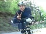 Downhill Freestyle Alpes tour 2010