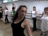 danse Monique Mufraggi suite 3 répétition juin 2010