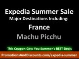 Expedia Coupons & Discounts: Summer Sale Coupons at Expedia