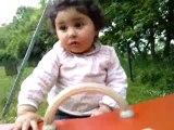 chahdoda au parc tres fache avec son oncle