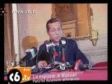 La conferenza stampa dell'ex assessore Paolo Massari