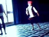 spectacle de danse de Miya (2010), 1ère partie