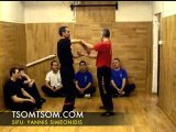 Sifu Yannis Teaching Chi Sao