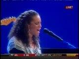 Alicia Keys - Concert d'ouverture de la coupe du monde 2010