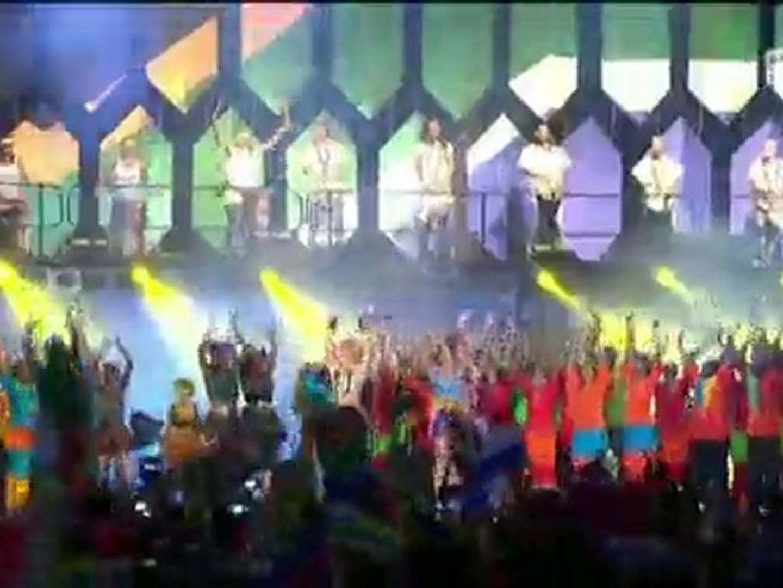Shakira Live Concert Coupe du Monde 2010 2bcalvi