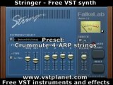 Stringer - Free VST synth