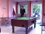 Le billard club de Pâlis vice champion de france !