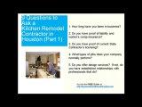Kitchen Remodel Contractor Sugar Land - Best Quotes Bids
