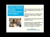 Kitchen Remodel Contractor Pasadena - Best Quotes Bids