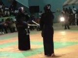 Libreville nuit des arts martiaux 2010 Kendo