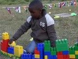 As FIFA World Cup 2010 festivities begin, Angélique Kidjo highlights plight of South African children