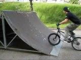 Session Skate Park à Bruyères