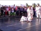 Karate a Reggio Calabria AICS partecipa alla giornata del C