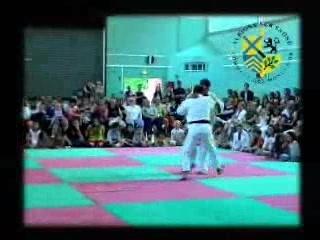 Judo gala de fin d'année