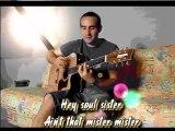 Hey Soul Sister - Reprise à la gratte