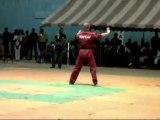 Libreville nuit des arts martiaux 2010 Kata Artistique