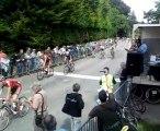 cyclisme:  arrivée de st thonan le 13/06/2010