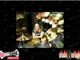 Nicko McBrain 04-09-2010 Part 3 (Life with Iron Maiden)