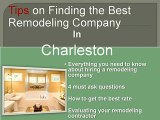 !Tips For Finding Best Charleston Room Remodeling and addit