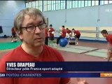 Interview Yves Drapeau France 3 - 06 juin 2010