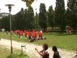 Finale Cholet Basket Le Mans _ choletais au parc de Bercy