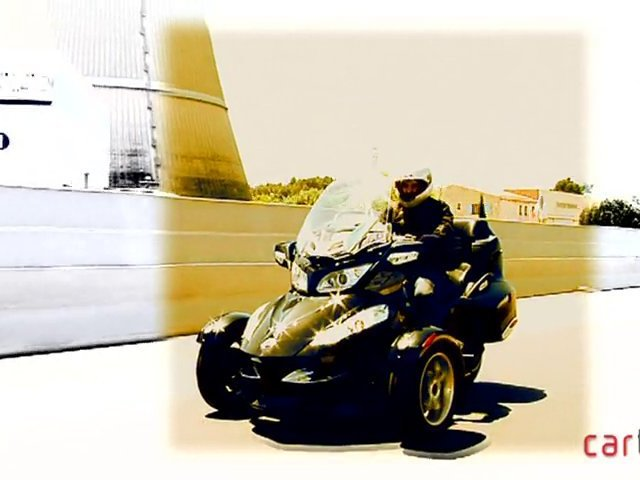 BRP Can-Am Spyder RT