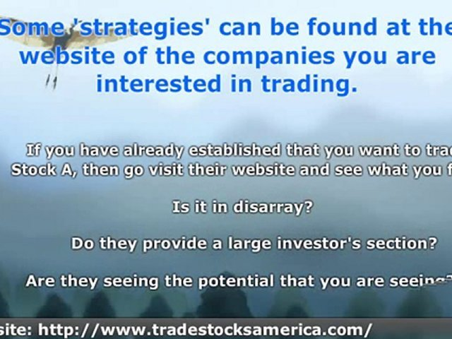 Where To Find Day Trading Strategies?