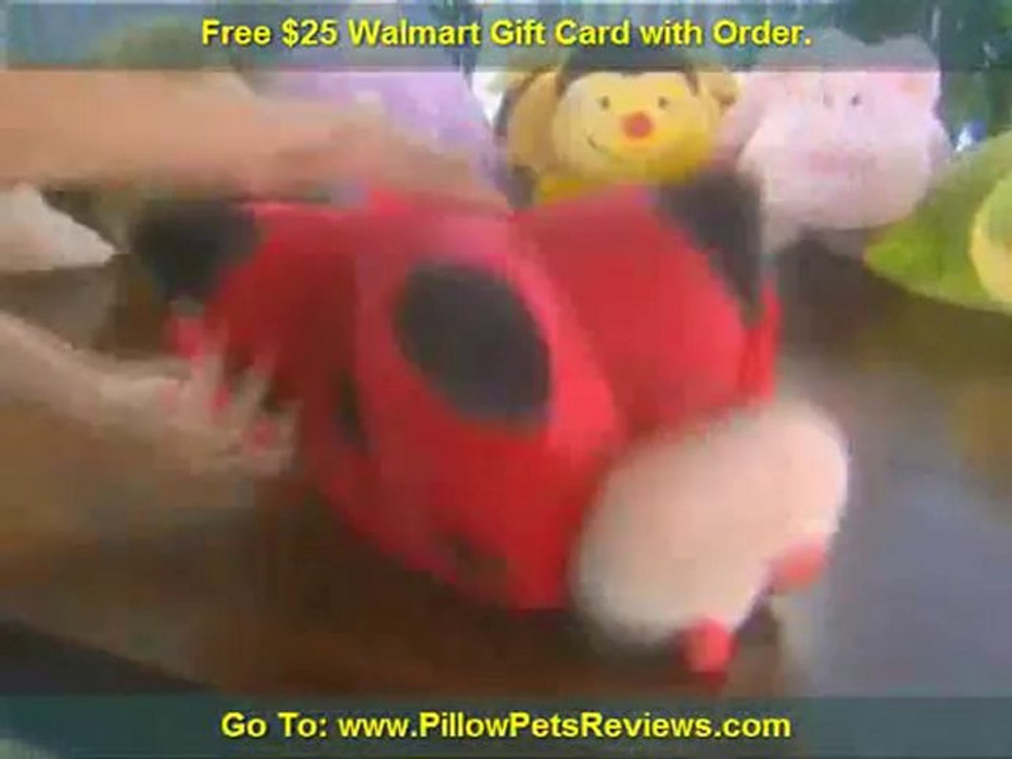 My Pillow Pets Reviews | Free $25 Pillow Pets™ Gift Card
