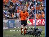 Coupe du monde 2010 : Pays-Bas 2 - Danemark 0