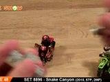 LEGO 8896 : LEGO Snake Canyon World Racers Review