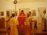 1st Liturgy at St. Nicholas in McKinney, Part 1