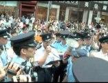 Refus de la commémoration Tiananmen 1989