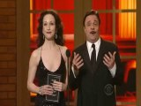 Tony Awards 2010: Nathan Lane and Bebe Neuwirth