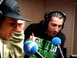 SALADIN LIVE DANS CONTACT RNB SUR RADIO CONTACT...
