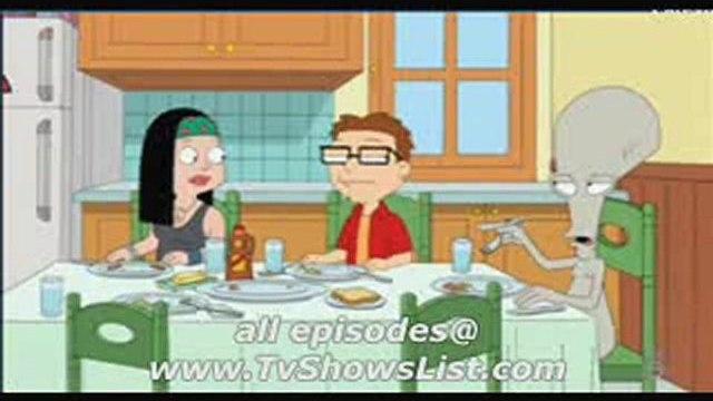 American Dad! Season 5 Episode 17, part 1/10