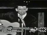 Jacques Brel Le plat pays concert 1964