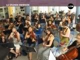L'Orchestre des jeunes de la méditerranée et Marseille 2013
