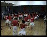 danses à deux à douarnenez gala2010- adultes initiés cha cha