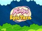 Kirby Epic yarn - Trailer E3 2010 -Nintendo Wii-