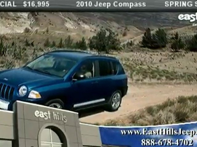 Jeep Compass NY from East Hills Jeep