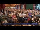 reportage fr3 meeting unitaire retraites