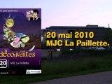 #4 Nuit D4 jeudis, nuit découvertes - 20/05/10 La Paillette