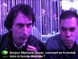 Stéphane Piatzszek et Stéphane Douay en interview