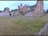 Service de mémoire à Oradour-sur-Glane