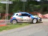 Ronde Limousine 2010 - Volant Peugeot 207 et Supercoupe