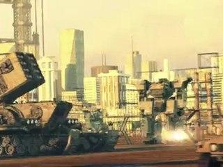 Trailer E3 2010 de Front Mission Evolved
