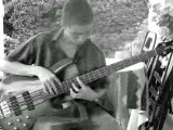 Tapping Bass And Guitar Impro