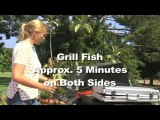 Grilled Fish Sandwich for Dads, How To Recipe : Tamra ...