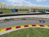 Presentation circuit de karting de Joigny Made In Kart en 3D