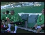 Dernière Séance d'entrainement avant le Match face aux EAU